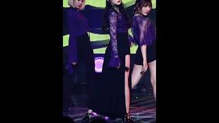 [예능연구소 직캠] 프리스틴 블랙 위도우 로아 Focused @쇼!음악중심_20170520 Black Widow PRISTIN ROA