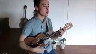 "JT ""Can't Stop The Feeling"" - Tomoki Sato (ukulele cover)"