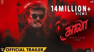 Kaala (Tamil) - Official Trailer   Rajinikanth   Pa Ranjith   Dhanush   Santhosh Narayanan