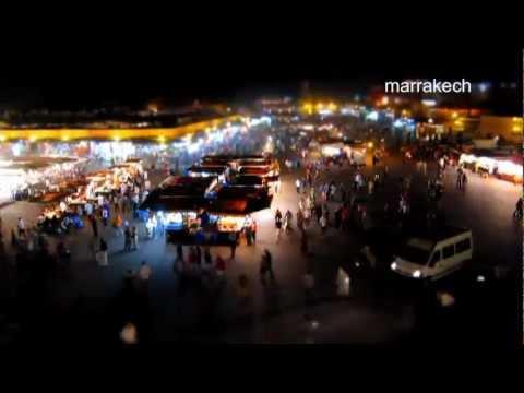 Tilt-Shifted Morocco