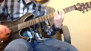 Beartooth - However You Want It Said Guitar Cover