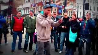 Male Beatboxer