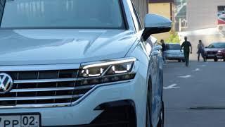 Нефтекамск Life: тест-драйв Volkswagen Touareg