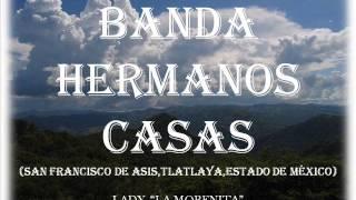 Sentencia (En Vivo)-Banda Hermanos Casas