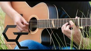 Inori's Song - Guilty Crown [Fingerstyle Guitar Cover by Eddie van der Meer]