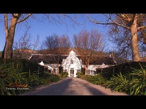 Grande Provence Heritage Wine Estate Franschhoek South Africa – Africa Travel Channel