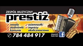 PRESTIŻ -Biała suknia (cover)Ciechocinek