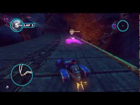 Sonic & Sega All Stars Racing Transformed Pc Version Ep.7 Good OL Temple