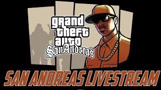 [Live] San andreas Livestream 19:00