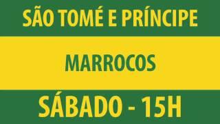 Grande Festa do Futebol - STP vs Marrocos