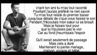 Keen'v - Avec lui ( video Lyrics )