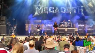 Megadeth - Symphony Of Destruction: Live at Rocklahoma 2016
