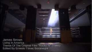 James Brown - Living In America (film Rocky IV)
