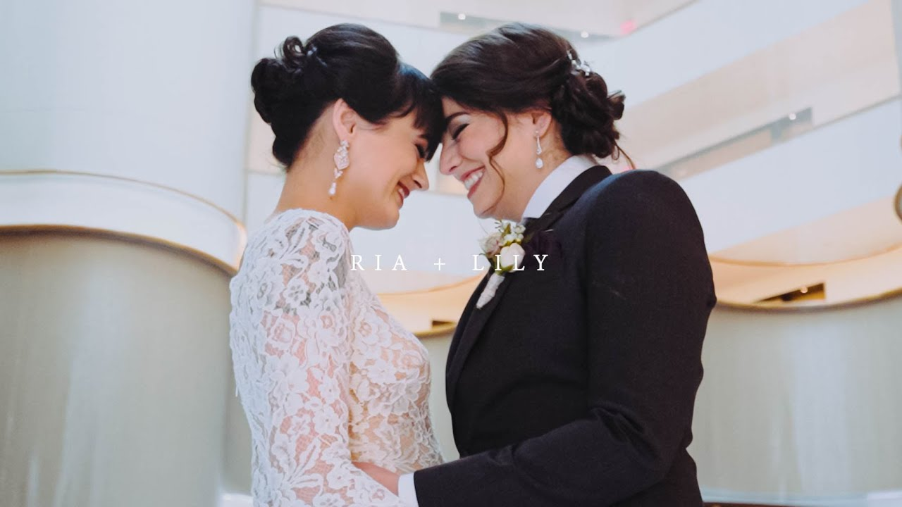 Lily + Ria Wedding Video May 2022