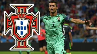 Golos Portugal vs Gales | Ronaldo e Nani | Euro 2016 | Relato Antena 1