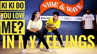 Kiki do you love me - In My Feelings dance challenge | choreography cover video | NiranJan & YuMi
