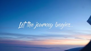 Let the journey begins.