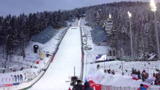 Wielka Krokiew przed dzisiejszym treningiem [ SkiJumping.pl ]