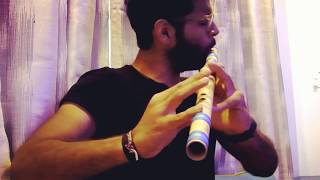 DESPACITO- Luis Fonsi, Daddy Yankee (FLUTE COVER) BOLLYWOOD MIX