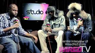 New mac and devin go to high school Snoop Dogg and Wiz Khalifa live interview