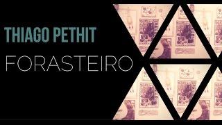 Thiago Pethit - Forasteiro (cover)