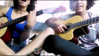 -Aquieta Minh'alma (Cover- Gabi e Brunna )