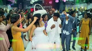 eritrean wedding in israel 2018 Yohana & Natsnet part 1