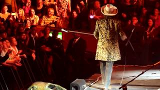 Zucchero at The Royal Albert Hall London on 22/05/2013 Solo Una Sana ft Kat Dyson