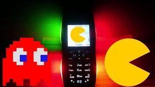 PAC-MAN INTERMISSIONS theme on Nokia 3220 Disco Phone!