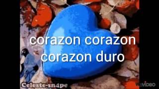 conjunto agua azul corazon duro