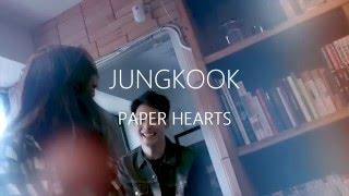 정국 JungKook 'Paper Hearts' 中字 MV