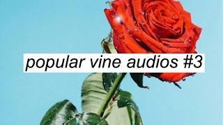 popular vine audios #3