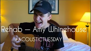 Rehab -  Amy Whinehouse (Acoustic Cover by Ian Grey)