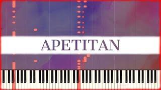 Sawano Hiroyuki: APETITAN (Attack on Titan 2) [Synthesia]
