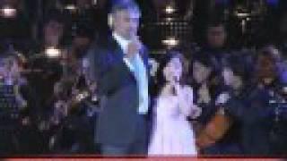 CHARICE e Andrea Bocelli- il cinema tributo