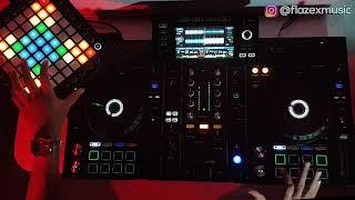 Kamariya x Taki Taki x Mi Gente x Magenta Riddim LIVE Mashup // Pioneer XDJ-RX2 + Launchpad Pro