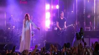 You've got the dirtee love - florence and the machine ft Dizzee Rascal (Radio 1 Big Weekend)