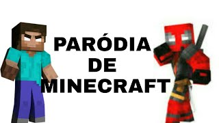 PARÓDIA DE MINECRAFT DESPACITO 🎧