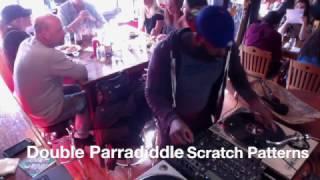 DJ Rob Swift: Cardinal Scratch Rules I