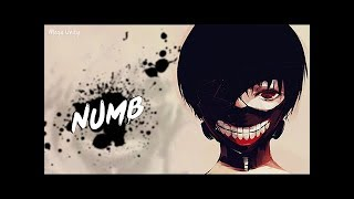 Nightcore - Numb (Rock Cover)   Lyrics