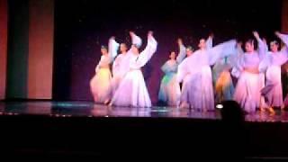 Danza Paraguaya Cascada