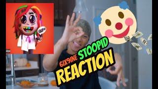 6IX9INE - STOOPID FT. BOBBY SHMURDA (Official Music Video) Reaction!!
