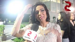 """رسالة نجوم الفن للفنانة""""يسرا"""" في دورتها بمهرجان الاسكندرية"""