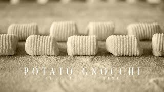 [No Music] How to make Potato Gnocchi