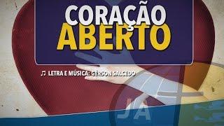 CORAÇÃO ABERTO - CD JOVEM 2015 (HD)