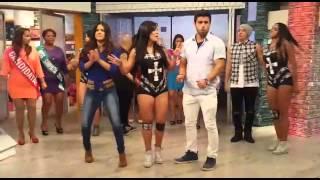 Hasta el amanecer Nicky Jam. Clases de Baile con Janneth Vera GRUPO LATINOS