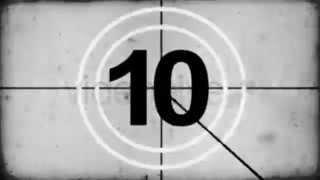 Amazing Vintage Film Countdown