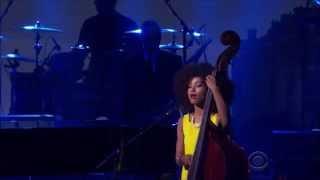 Esperanza Spalding and Herbie Hancock - Fragile - Sting - Kennedy Center Honors