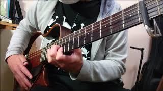 【親指ソロギター】ワタリドリ/Alexandros