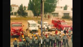 Bombeiros Voluntários de Cabo Ruivo, Lisboa - Homenágem.